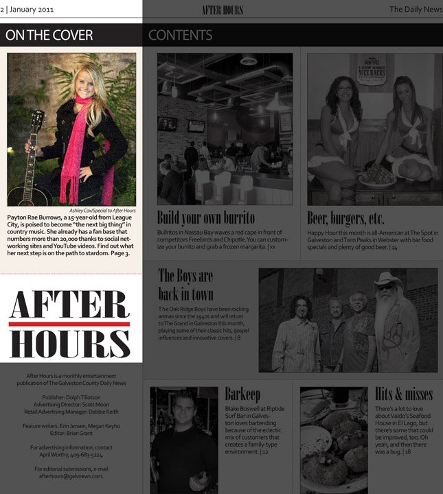 After Hours Magazine