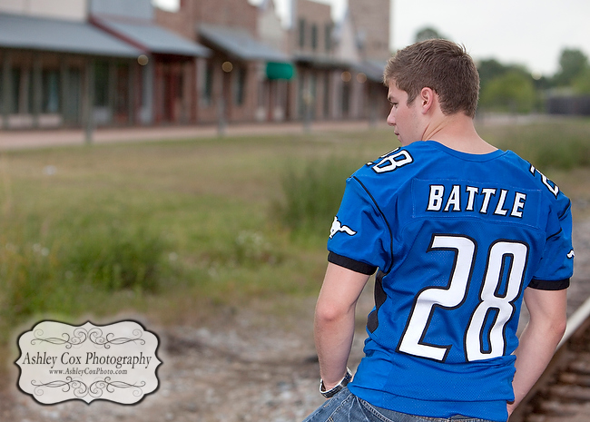 Justin's senior portraits in League City, Texas & Friendswood High School.